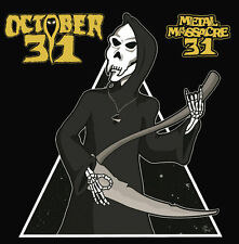 October 31-Metal Massacre 31 (NEW * us METAL COVER compilation * Omen * Tyrant * H. Eve