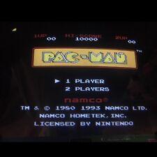 Nintendo Playchoice 10 Pac-Man Cart Pc-10