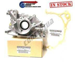 Genuine Nissan N1 Oil Pump 15010-24U01 *UK STOCK* - For R34 GTT Skyline RB25DET