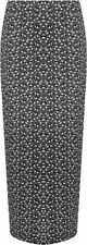 Viscose Machine Washable Floral Maxi Skirts for Women