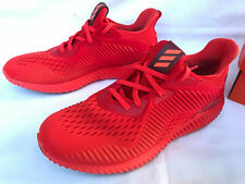 best website b3c66 b1ed3 Adidas AlphaBounce EM BW1202 Blaze Orange Core Marathon Running Shoes Mens  8