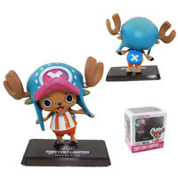 Hot Anime ONE PIECE New WORLD Chopper 5.8cm PVC Figure New In Box