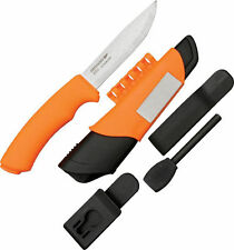 MORA OF SWEDEN MORAKNIV 12051 BUSHCRAFT SURVIVAL ORANGE 12C27 SS KNIFE