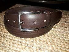 Mens Full Grain Italian Leather Belt SIZE 39-44 waistline