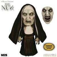 """MEZCO THE CONJURING UNIVERSE MDS THE NUN VALEK 6"""" FIGURE IN STOCK"""