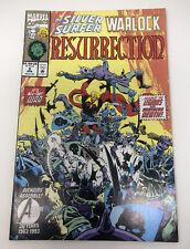 Silver Surfer Warlock Resurrection #2, 1993