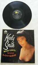 LP Record AlbumKeely Smith / Swing, You Lovers / 1960 Stereo Dot Records
