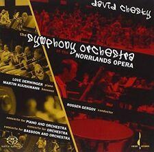 David Chesky Urban Concertos SACD Album NEW sealed