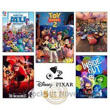 5 In 1 300/500/750 Piece Disney Multi-Pack - Pixar Fun Puzzle Relax Jigsaw Hobby