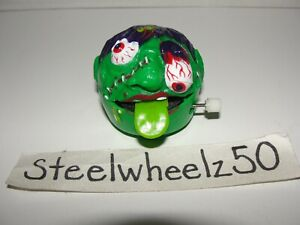 Vintage Madballs Slobulus Monster Wind Up Toy Spearhead 1986 Ball DOES NOT WORK