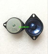2pcs 41mm 4Ohm 4Ω 15W Round loudspeaker speaker treble tweeter with Ear