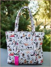 Vera Bradley VERA TOTE 🐾 BEST IN SHOW - LIMITED EDITION - XL TOTE / CARRY-ON