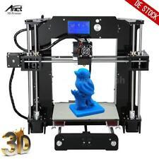 Anet A6 High Precision LCD 3D Drucker Reprap i3 DIY Kit 22*22*25cm mit 16GB SD