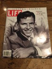 Pre-owned Life Magazine October 1995 Sinatra on cover