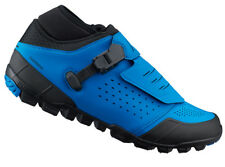 Shimano Me7 Trail/Enduro Mtb Mountain Bike Shoes Sh-Me701 Blue - 42 (Us 8.3)