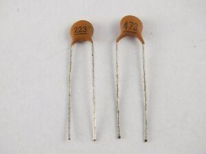 CERAMIC CONDENSOR Guitar Tone CAPACITOR Cap 0.047uF or 0.022uF