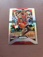 Scottie Pippen Silver Prizm: 2019-20 Panini - Prizm Basketball - Chicago Bulls