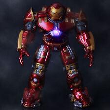 Marvel Avengers 2 AGE OF ULTRON HULK BUSTER IRON MAN Figure Toys