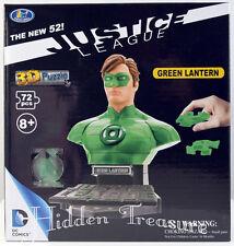 DC Comics GREEN LANTERN 72 Piece 3D Puzzle