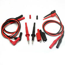 AIdetek test leads for FLUKE multimeter TL809 Electronic Test Lead Kit TLP1070