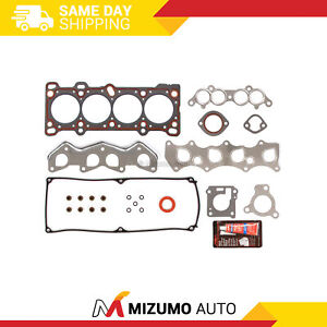 Head Gasket Set Fit 90-94 Mazda 323 1.6 SOHC 8V B6