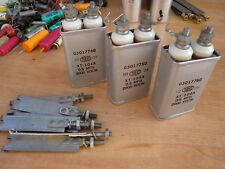 1 only Tobe oil capacitor .5 2000vdc great condition w/tested good.