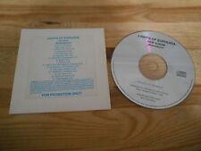 CD Gothic Lights Of Euphoria - Brainstorm (14 Song) Promo ZOTH OMMOG cb
