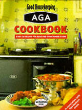 Aga Cookbook: Over 170 Recipes for Agas, Rayburns and Other Range-ExLibrary