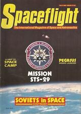 March Spaceflight Science Magazines