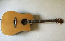 More details for takamine electro acoustic guitar