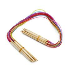 Pony Bamboo Circular Interchangeable Knitting Needles Cable each P58001-M