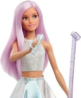 Barbie POP STAR Doll Singer Careers You can Be Anything NEW Iridescent Sparkle