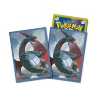Pokemon center JAPAN - Salamence card Deck Shields (64 Sleeves)