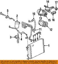 general motors a c hoses fittings for pontiac firebird. Black Bedroom Furniture Sets. Home Design Ideas
