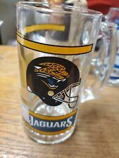 Vintage Glass 12.5 Oz Nfl Jacksonville Jaguars