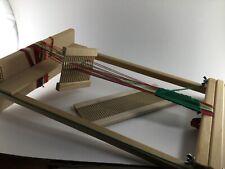 Beka 10� Rigid Heddle Loom with Additional 4� Reed