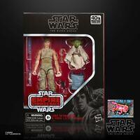 "Star Wars The Black Series Luke Skywalker & Yoda (Jedi Training) 6"" Figures"
