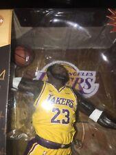 MCFARLANE LeBron James Lakers 20th Anniversary Edition NBA 2K19 Variant + Code