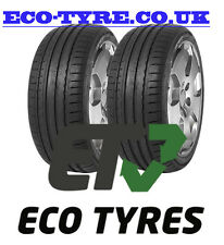 2X Tyres 255 40 R17 98W House Brand C C 70dB