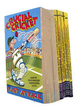 Fact Attack 20 Books Collection Boys Funny Kids Aliens Football Dinosaurs New