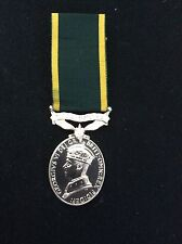 237 Territorial Army efficiently Medal REME