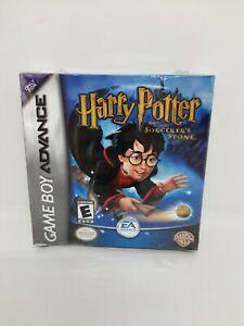 Harry Potter and the Sorcerer's Stone GameBoy Advance Brand New FACTORY SEALED!