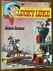 LUCKY LUKE - Band 38 JESSE JAMES - ORIGINAL ERSTAUFLAGE - NEUWERTIG!