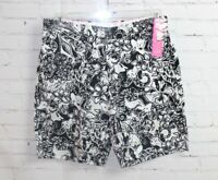 """NWT Lilly Pulitzer Men's Beaumont Shorts Onyx """"WITH A TWIST"""" Sz 30R/36R/40R"""