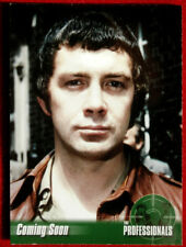THE PROFESSIONALS - Individual PROMO CARD P2 - Strictly Ink 2005