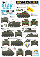 Star Decals 1/35 Vietnam 3 # 35-C1253