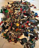 LEGO Assorted Lot 5lb Pound Including Star Wars Harry Potter City Grab Bag Box