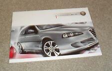 Alfa Romeo 147 Linea Accessories Brochure 2007