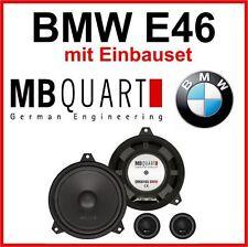 BMW E46 SPEAKER BOX E46 Coupe E46 Cabriolet E46 Saloon MB-Quart qm165bmw