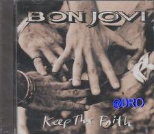 BON JOVI + CD + Keep The Faith + 1992 + 13 saustarke Stücke + Bed of Roses uvm.